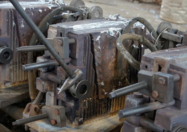 Casting Machine For Aluminium Block