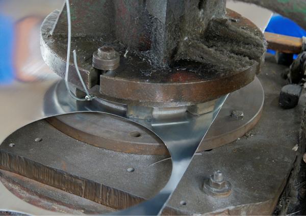 Press Machine For Aluminium Circle