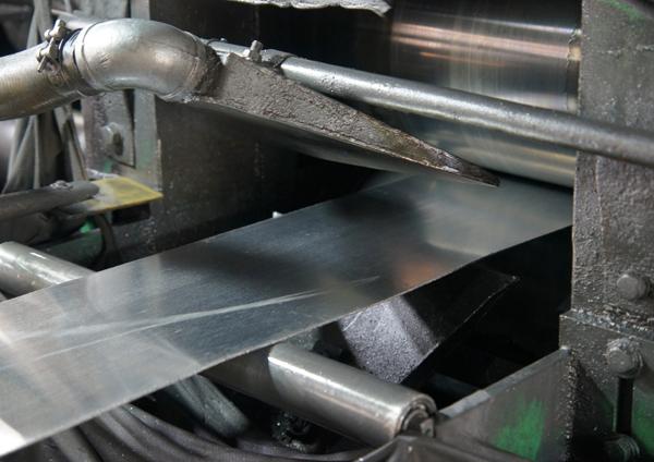 Casting Machine For Aluminium Strip