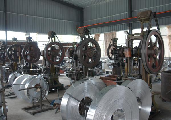 Press Machine For Aluminium Slug