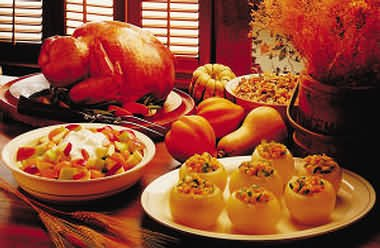 Huadong Aluminum Company Wish You Happy Thanksgiving Day